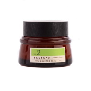 Крем для проблемной кожи The Saem See & Saw Ac Control Cream 60мл