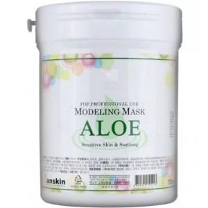 Альгинатная маска Anskin Modeling Mask Aloe 240гр