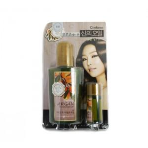 Аргановое масло для волос и тела Welcos Confume Argan Treatment Oil 120 мл + 25 мл
