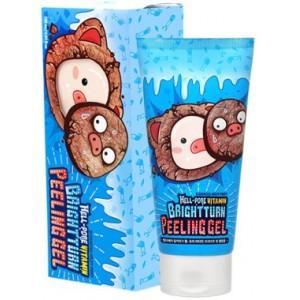Витаминный пилинг-гель для сияния кожи ELIZAVECCA Hell-Pore Vitamin Bright Turn Peeling Gel 150мл