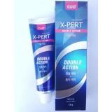 Зубная паста CLIO X-Pert Toothpaste Double Action 130гр