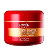 Антивозрастной крем для лица с коллагеном Eyenlip Collagen Power Lifting Cream 100мл