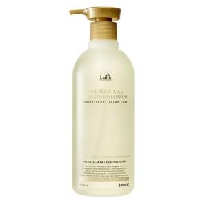 Профессиональный шампунь против выпадения волос LADOR Dermatical Hair Loss Shampoo 530мл
