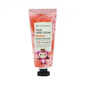 Крем для рук Milatte Fashiony Fruit Hand Cream Peach 60мл