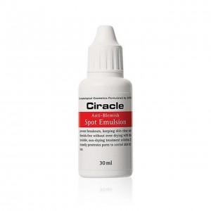 Точечная эмульсия для проблемной кожи CIRACLE Anti-Blemish Spot Emulsion 30мл