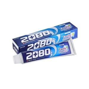 """Зубная паста """"Защита"""" с Двойной мятой и витамином Е Aekyung Dental Clinic 2080 Cavity Protection Toothpaste 120г"""