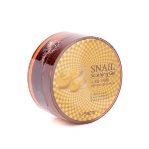 Гель с улиточным экстрактом The Saem Snail Soothing Gel 300мл
