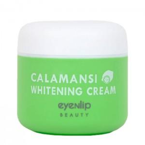 Осветляющий крем с экстрактом каламанси Eyenlip Calamansi Whitening Cream