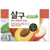 Мыло с экстрактом абрикоса Mukunghwa Rich Apricot Soap 100гр