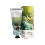 Крем для рук с экстрактом улитки FarmStay Visible Difference Snail Hand Cream 100мл