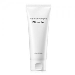 Пилинг-скатка для лица CIRACLE Pore Control Daily Wash Peeling Gel 100мл