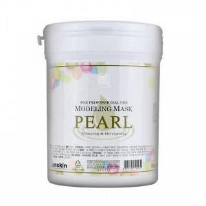 Альгинатная маска Anskin Modeling Mask Pearl  240гр