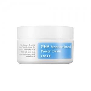 Крем для лица обновляющий с PHA кислотой Cosrx PHA Moisture Renewal Power Cream 50мл