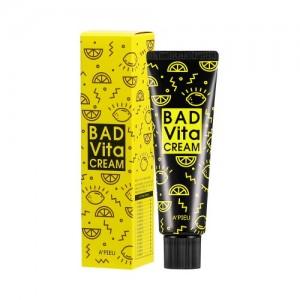 Крем с витаминным комплексом A'PIEU Bad Vita Cream 50мл