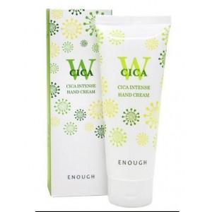 Крем для рук с центеллой азиатской ENOUGH W Cica Intense Hand Cream 100мл