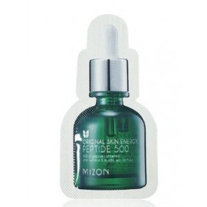 Пептидная сыворотка против морщин Mizon Original Skin Energy Peptide 500 пробник