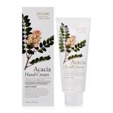 Крем для рук с экстрактом акации 3W Clinic Acacia Hand Cream 100мл