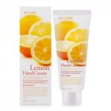 Крем для рук с экстрактом лимона 3W Clinic Lemon Hand Cream 100мл