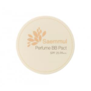 Компактная ароматизированная ББ пудра THE SAEM Saemmul Perfume BB Pact SPF25 PA++ 20гр