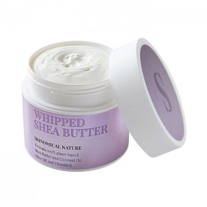 Взбитое масло ши SKINOMICAL Whipped Shea Butter 200мл
