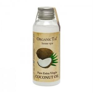 Кокосовое масло холодного отжима, 100 мл ORGANIC TAI Pure Extra Virgin Coconut Oil 100мл