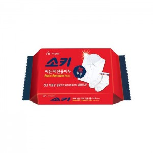 Мыло хозяйственное отбеливающее пятновыводящее MUKUNGHWA Stain Remover Soap