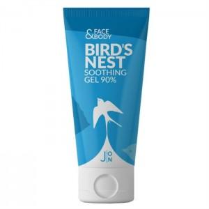 Гель универсальный с экстрактом ласточкиного гнезда J:ON Face & Body Bird's Nest Soothing Gel 90% 200мл