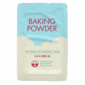 Пенка с содой для умывания ETUDE HOUSE Baking Powder BB Deep Cleansing Foam пробник