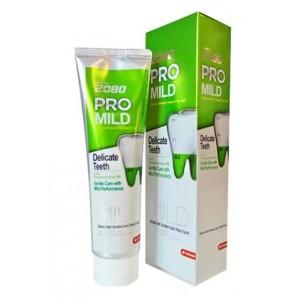 Зубная паста Деликатная защита для чувствительных зубов Dental clinic 2080 PRO MILD toothpaste 125г