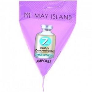 Ампульная сыворотка с гиалуроновой кислотой May Island 7 Days Hyaluronic Ampoule 1шт