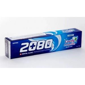 """Зубная паста """"Защита"""" с Двойной мятой и витамином Е Aekyung Dental Clinic 2080 Cavity Protection Toothpaste 20"""