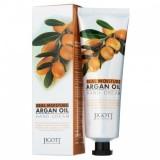 Увлажняющий крем для рук с аргановым маслом JIGOTT Real Moisture Argan Oil Hand Cream 100мл