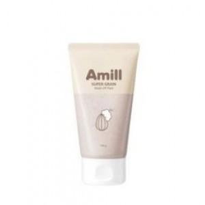 Глиняная маска с зерновыми экстрактами AMILL Super Grain Wash-Off Pack 20мл