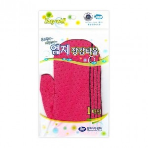 Мочалка-пилинг рукавичка  Tamina Gloves Towel 18x15см 1шт