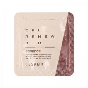 Антивозрастная сыворотка The Saem Cell Renew Bio Essence пробник