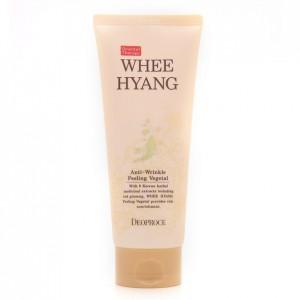 Пилинг-скатка для лица омолаживающая Deoproce Whee Hyang Anti-Wrinkle Peeling Vegetal 170мл