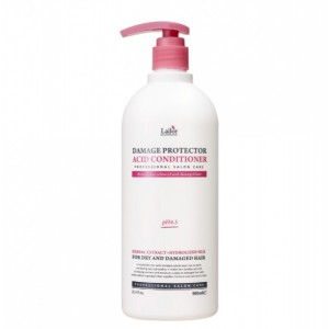 Защитный кондиционер для поврежденных волос Lador Damage Protector Acid Conditioner 900мл