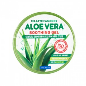 Гель универсальный увлажняющий с алоэ Milatte Fashiony Aloe Vera Soothing Gel 300мл