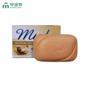 Мыло с эффектом массажа Mukunghwa Mud Massage Soap 100гр
