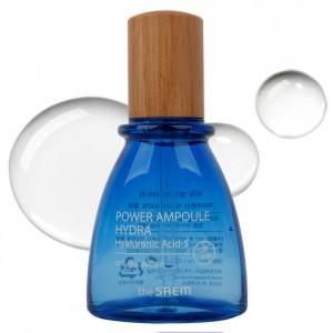 Эссенция ампульная увлажняющая The Saem Power Ampoule Hydra Hyaluronic Acid-5 40мл