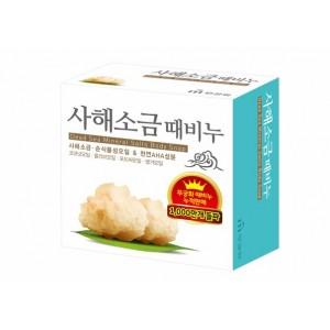 Мыло с минералами Mukunghwa Dead Sea Mineral Salts Body Soap 85гр
