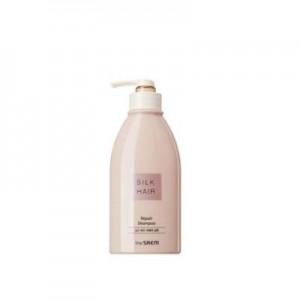 Восстанавливающий шампунь для волос THE SAEM Silk Hair Repair Shampoo 320мл