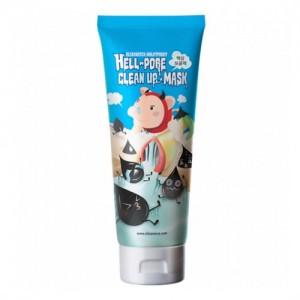 Маска-пленка для очищения пор ELIZAVECCA Milky Piggy Hell-Pore Clean Up Mask 100мл