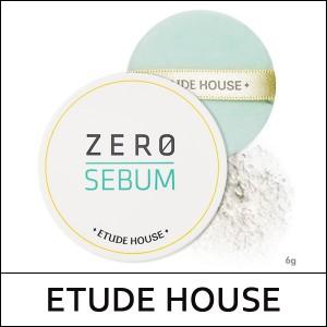 Пудра рассыпчатая матирующая Etude House ZERO SEBUM DRYING POWDER(6 гр)