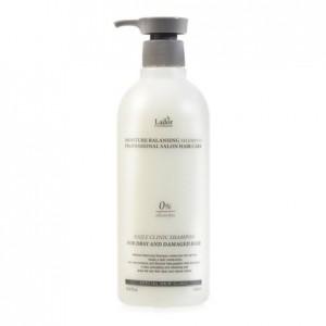 Профессиональный увлажняющий шампунь без силиконов LADOR Moisture Balancing Shampoo 530мл