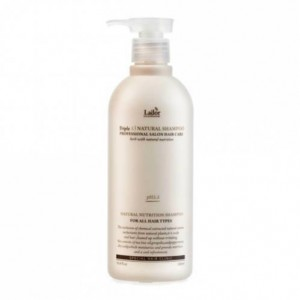 Органический шампунь с экстрактами и эфирными маслами LADOR Triplex Natural Shampoo 530мл