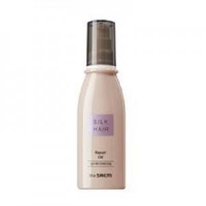 Восстанавливающее увлажняющее масло для волос THE SAEM Silk Hair Repair Moisture Oil 80мл
