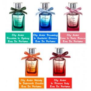 Парфюмированая женская вода THE SAEM City Ardor Eau De Perfume 30мл