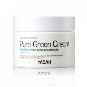 Крем для лица увлажняющий Yadan Pure Green Moisturing Cream