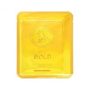 Маска для лица улиточная Elizavecca 24k Gold Water Dew